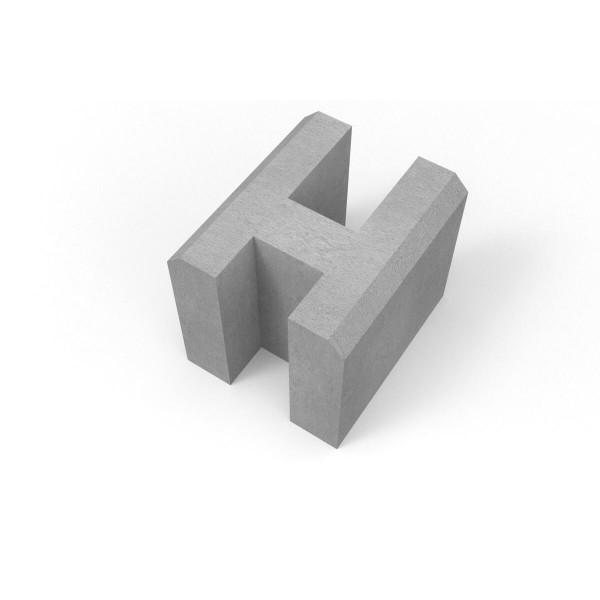 "Основание фундамента ""Stone"" высотой 300х240х200 мм"