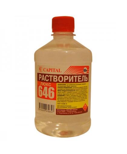 Растворитель Р-646, 1 л