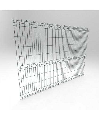 """3D забор """"Город"""" 1730х2500х4,0/4,0 мм,  ячейка 200х50"""