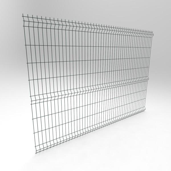 """3D забор """"Эконом""""  1730х2500х3,0/4,0 мм,  ячейка 200х50"""