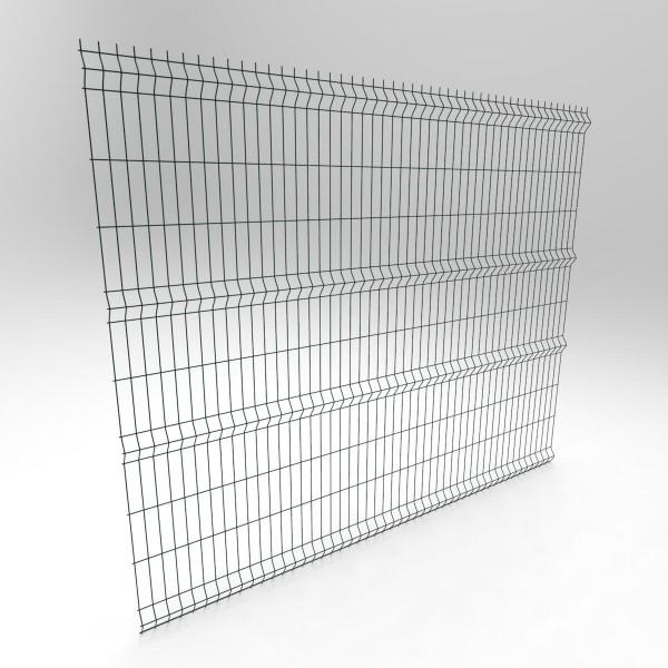 """3D забор """"Оригинал"""" 2030х2500х5,0/5,0 мм,  ячейка 200х50"""