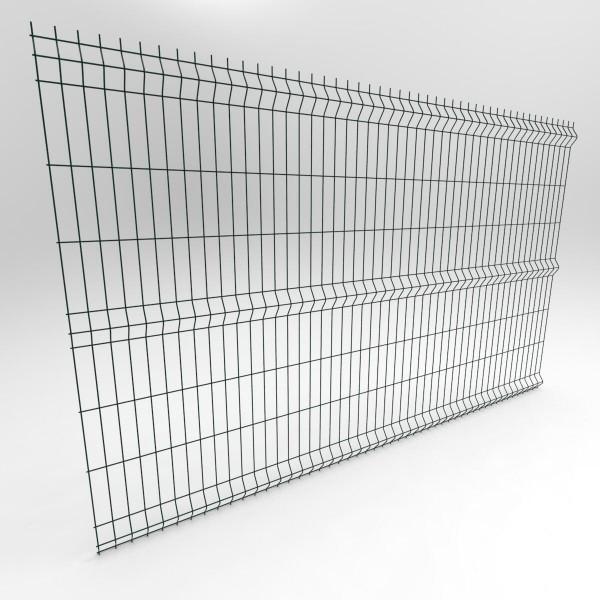 """3D забор """"Город"""" 1530х2500х4,0/4,0 мм,  ячейка 200х50"""